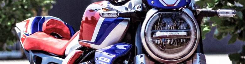 Banner CB1000R Special
