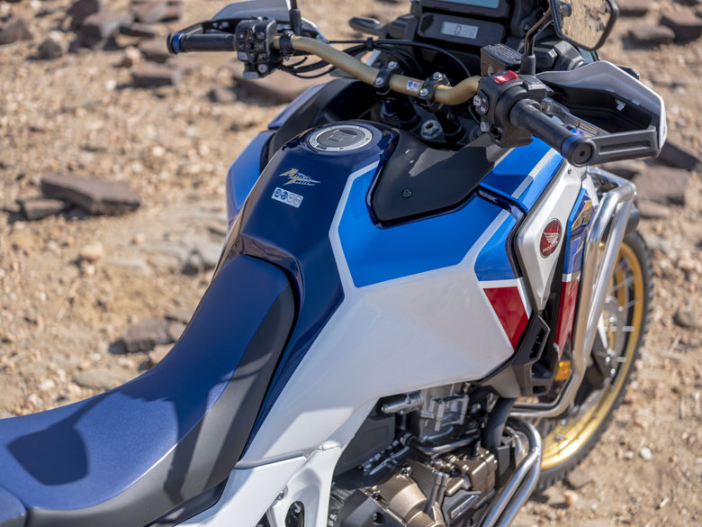 Africa Twin Adventure Sports Fuel Tank