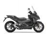 Honda NC750D Mat Gunpowder Black Metallic 2015